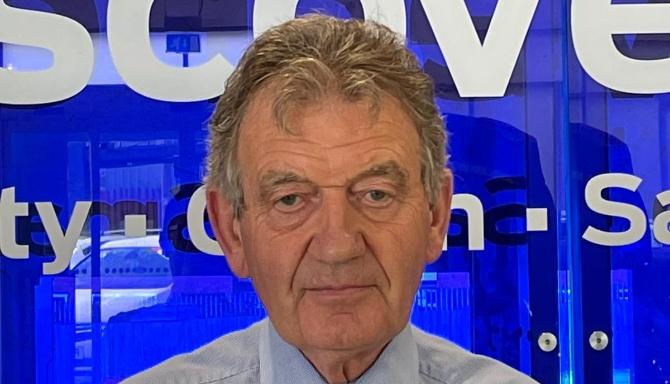 Nigel Sydenham