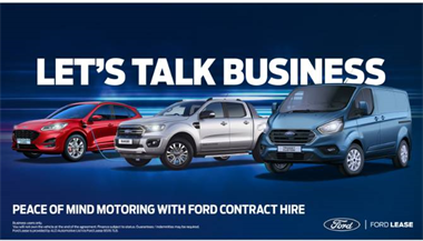 FORD CONTRACT HIRE AND FORD FINANCE LEASE