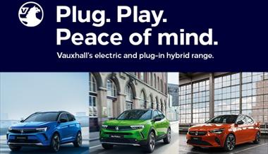 Vauxhall Plug & Go